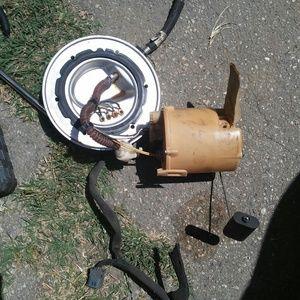 Mecanico.pompa de gas